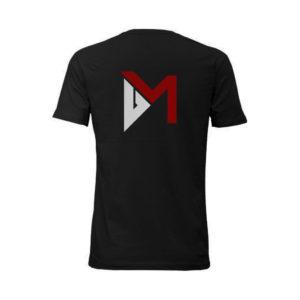 Delta Mike T-Shirt – Black