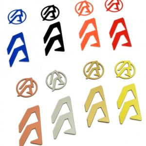 Alpha-X Holster Logo Color Inlays