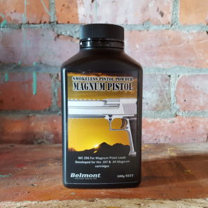 Magnum Pistol Powder (WC 296)