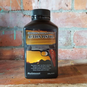 Action Pistol Powder (WAP 289)