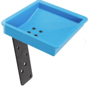 Dillon Aluminium Bullet Tray – Square Deal, RL550 & XL650/XL750