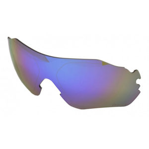 Double Alpha Shooting Glasses – Blue Mirror Spare Lens Only