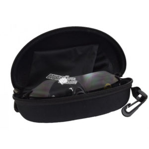 Double Alpha Shooting Glasses – TANGO Single-Pair Clear