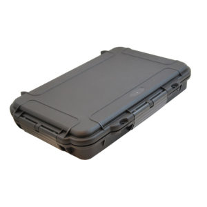 Double Alpha Thin Pistol Case