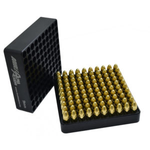 Double Alpha 100-Pocket 9mm Gauge with Flip Tray