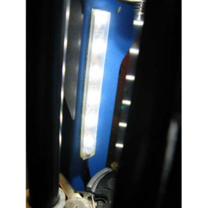 InLine Fabrication LED lighting system for Dillon 650/750