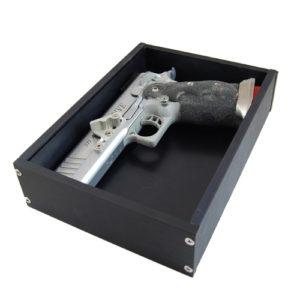 Double Alpha Standard Division Measurement Box