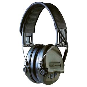Sordin Supreme-Pro Electronic Ear Protection