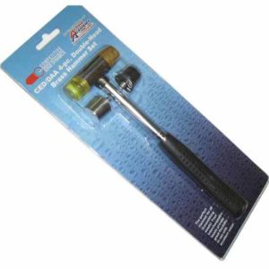 DAA/CED 4-pc. Double-Head Brass Hammer Set
