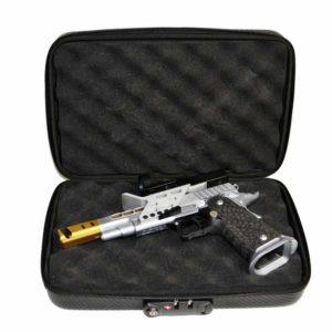CED Carbon Fiber EVA Pistol Case