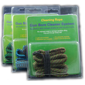 Gun Bore Rope Cleaner