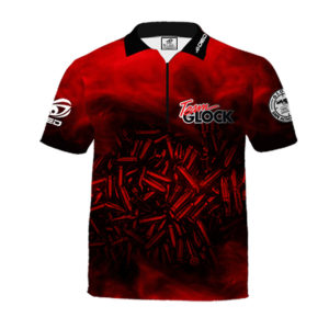 DED Team Glock T-Shirt Red