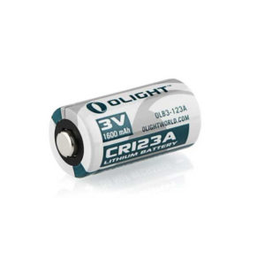 Olight CR123A Battery