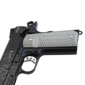 Double Alpha 1911 G10 Grips – Grey