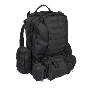 MIL-TEC Defense Pack Assembly – Black