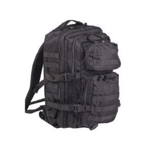 MIL-TEC Large Assault Pack – Black