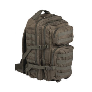 MIL-TEC Large Assault Pack – Olive Drab