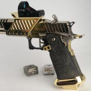 Brass Magwell 2011 STI Polished Gold