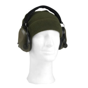 MIL-TEC Electronic Ear Defenders
