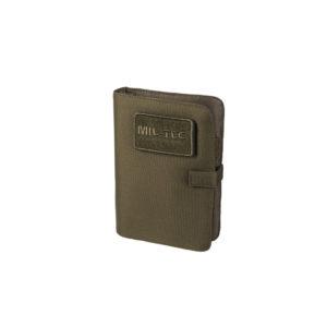 MIL-TEC Tactical Notebook Small
