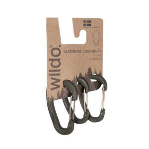 Wildo Accessory Carabiner Set – Olive Drab