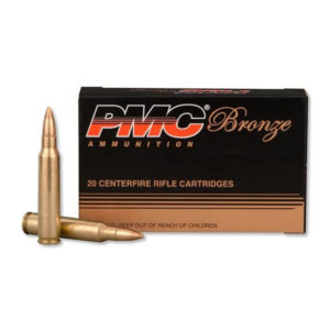 PMC 308 Winchester 150gn Soft Point – 20 Rounds