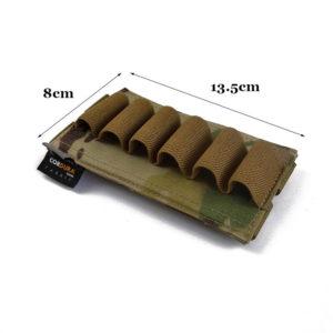 6 Round Shotgun Shell Platform MOLLE