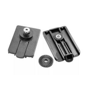 DAA Alpha Rail Outer Attachment Plate – 2 Pcs Pack
