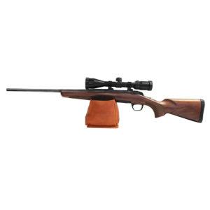 Birchwood Casey Leather Firearm Shooting Rest
