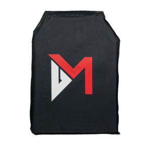 DML403BL NIJ Level IIIA Large Backpack Panel
