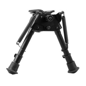 Harris S-BRM Notched Leg Bench Rest Bipod 9″-13″