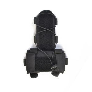 Helmet Counterweight Storage Pouch