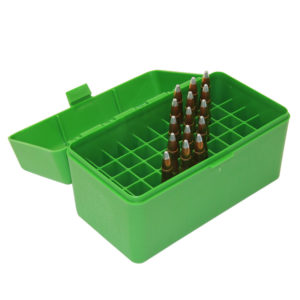 MTM 50 Round Flip Top Ammo Boxes