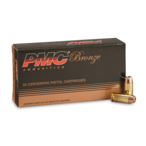 PMC Bronze 45ACP 230gr FMJ – 50 Rounds