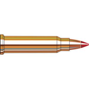 Hornady 17 Mach 2 17 gr V-MAX Varmint Express – 50 Rounds