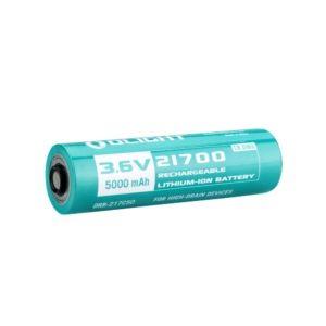 Olight Seeker 2 Pro/Warrior X Pro/M2R Pro/Seeker 2 Battery – 5000mAh 21700 Battery