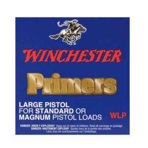 Winchester Large Pistol Primers #7-111 1000 Pack