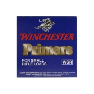 Winchester Small Rifle Primers #6½-116 1000 Pack