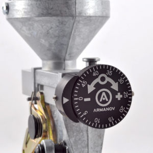 Armanov Click Adjustable Dillon Precision Powder Thrower Adjustment Knob