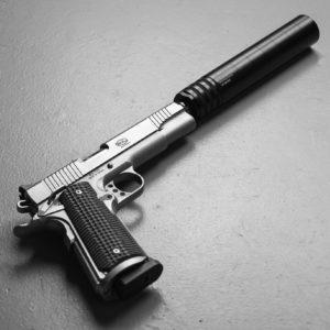 A-TEC PMM-6 9mm Pistol Suppressor