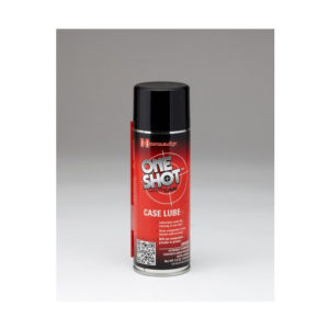 Hornady One Shot Case Aerosol Spray Case Lube