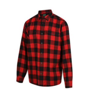 Ridgeline Mens Organic Check Shirt