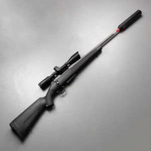 Winchester XPR 223 Scoped & Suppressed Package