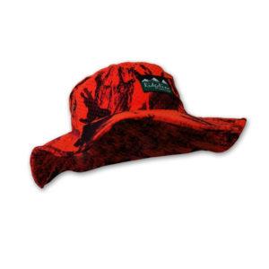Ridgeline Sable Bush Hat Blaze Camo