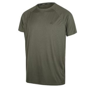 Ridgeline Mens Micro Lite T-Shirt Forest