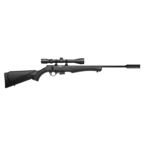 Rossi Rimfire 8117 17HMR Scoped & Suppressed Package