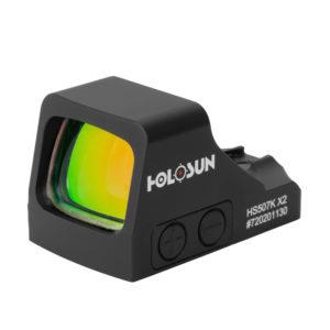 Holosun HS507K X2 – Red Dot Sight