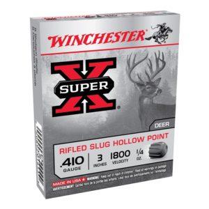 Winchester 410ga SuperX  Slug 3″ 7gm