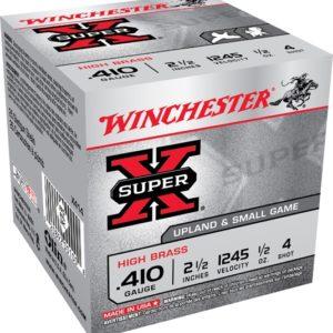 "Winchester 410G 4 SuperX #4 2½"" 14gm"