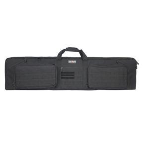 Ecoevo Pro Series Deluxe Tactical Gun Case 52″ Black